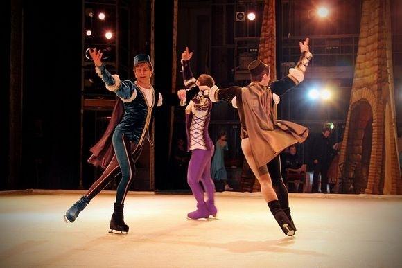 Театр на льду расскажет историю Ромео и Джульетты: Фото