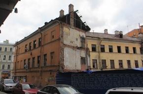 Центр Петербурга расселят за федеральные деньги