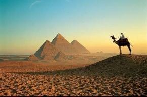 Египетские пирамиды испугались «дня шести единиц»