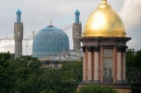 В Петербурге продолжают принимать проекты памятника толерантности