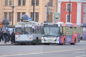 Инновации помогут незрячим пассажирам городского транспорта