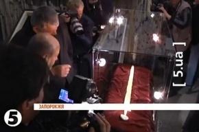 Украинский рыбак вытащил  вместо рыбы меч князя Святослава