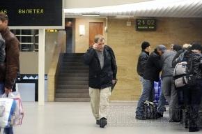 Освобожденный  в Таджикистане эстонский пилот залетел   в Петербург