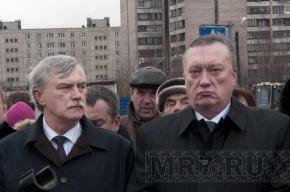 Полтавченко подписал социальный кодекс Петербурга
