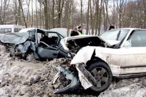 Чиновники правительства Курской области попали в аварию. Трое погибли