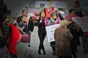 Марш матерей: женщины заявили о своих требованиях