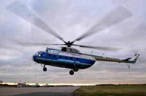 Петербургские спасатели тренируют навыки десантирования с вертолета