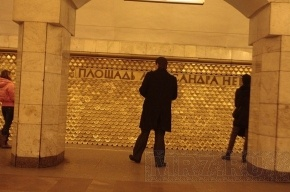 В петербургском метро очередной суицид