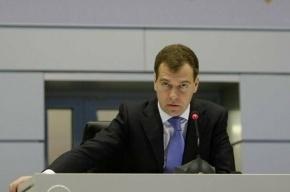 Медведев обратился к россиянам насчет ракет