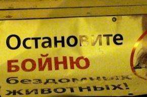 Владельцы собак пожалуются Полтавченко на отравленную колбасу