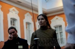 Фехтовальный праздник в Петропавловке: фоторепортаж