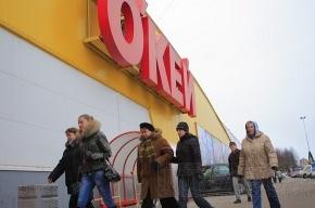 Узбекские сборщики тележек устроили драку у гипермаркета