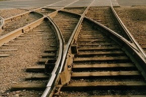 В Ленобласти похитили железную дорогу