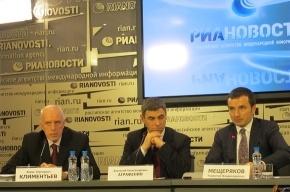 Терентий Мещеряков: «Импульс дает губернатор Петербурга Георгий Полтавченко, который отвечает на вопросы в Твиттер»
