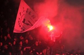 «Позор виражу?»: извинения фанатов и заявление ФК «Зенит»