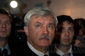 Полтавченко приехал в Кировский район