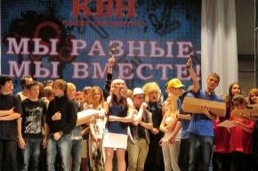 Фестиваль КВН стартовал в Адмиралтейском районе