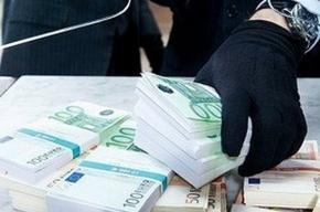 В Москве у перевозчика похитили шесть мешков с деньгами