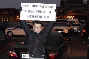 Гомосексуалисты освистали петербургских депутатов