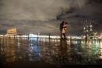 В Петербурге небольшое наводнение (ФОТО): Фоторепортаж