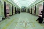 Фоторепортаж: ««Адмиралтейскую» откроют позже из-за Козака»