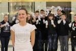 Фоторепортаж: «Глухие петербуржцы станцевали «танец сердец» (фото)»