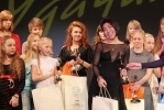 Петербургские школьники поймали  Звезду Удачи: Фоторепортаж