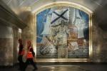 «Адмиралтейскую» откроют позже из-за Козака: Фоторепортаж