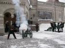 Фоторепортаж: «Снежный городок «возьмут» 24 декабря, если будет снег»