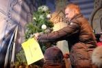 Фоторепортаж: «Вратарь Вячеслав Малафеев на Рождественской ярмарке (фоторепортаж)»