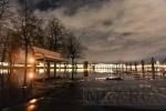 Фоторепортаж: «В Петербурге небольшое наводнение (ФОТО)»