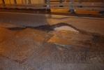 Осторожно: ямы на КАД: Фоторепортаж