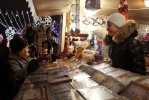 Фоторепортаж: «В Петербурге открылась Рождественская ярмарка. Фоторепортаж»