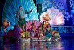 «Русалочка и сокровища пиратов»: петербуржцев ждет фантастическое водное шоу: Фоторепортаж