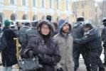 Фоторепортаж: «Фотоотчёт с митинга на площади Сахарова»