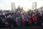 Фоторепортаж: «Дед Мороз прибыл в Петербург»