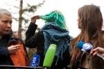 Фоторепортаж: «Злоключения FEMEN в Белоруссии: правда или вымысел?»