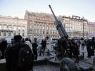 Что делали пушки у Гостиного двора: Фоторепортаж