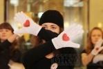 Глухие петербуржцы станцевали «танец сердец» (фото): Фоторепортаж