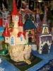 В школе №639 «вырос» сказочный город из стекла: Фоторепортаж
