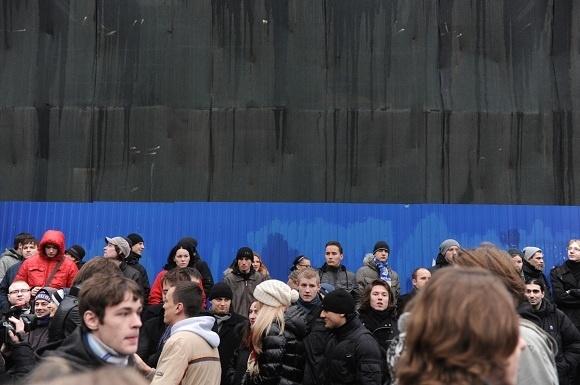 Площадь Восстания - Пионерская площадь: фоторепортаж: Фото