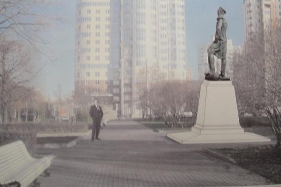 Памятник адмиралу Нахимову появится в Василеостровском районе: Фото