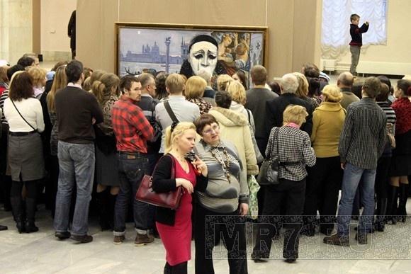 В Манеже прошла встреча с Ильей Глазуновым (фото): Фото