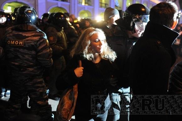 Митинг 7 декабря: фоторепортаж: Фото