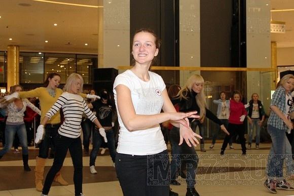 Глухие петербуржцы станцевали «танец сердец» (фото): Фото