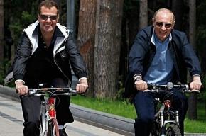 Медведеву и Путину не стыдно идти на выборы