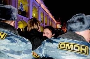 Участники митингов распространяют «своды правил уличного активиста»