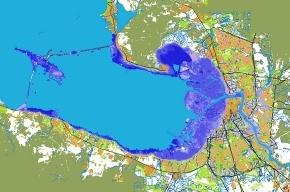 Дамба спасла Петербург от катастрофических наводнений