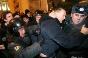 Навального освободят ночью
