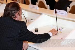 Депутаты ЗакСа продлили себе  новогодние каникулы